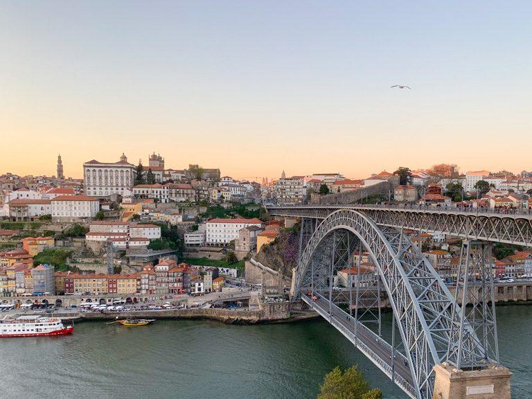 Vista Ribeira - Oporto, Portugal