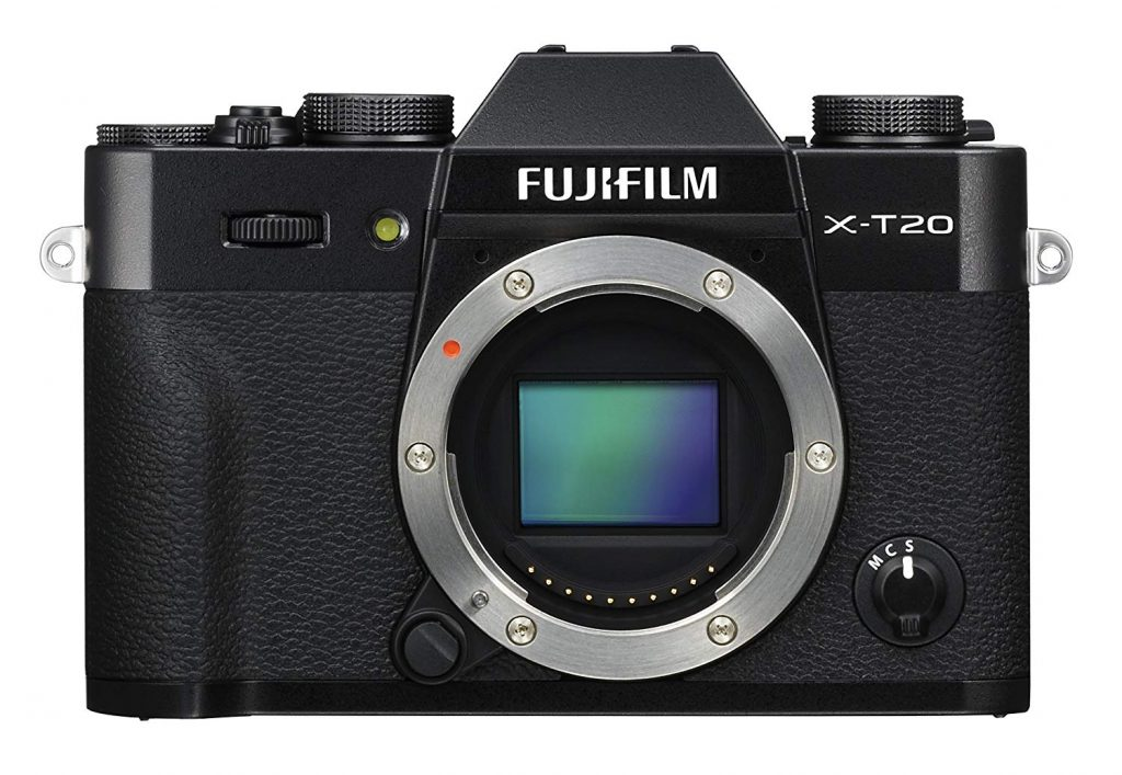 Fujifilm X-T20 Evil Camera body