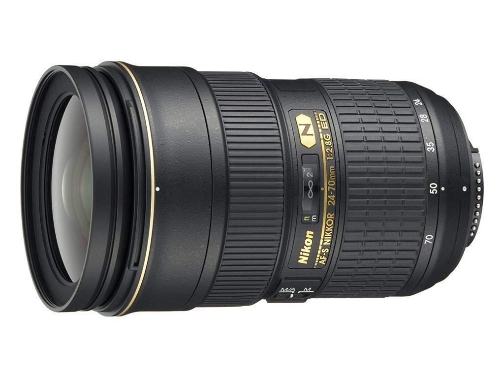 Nikon 24-70mm lens