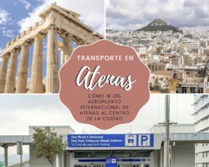 Lee más sobre el artículo Transporte en Atenas: cómo ir del Aeropuerto Internacional de Atenas al centro de la ciudad