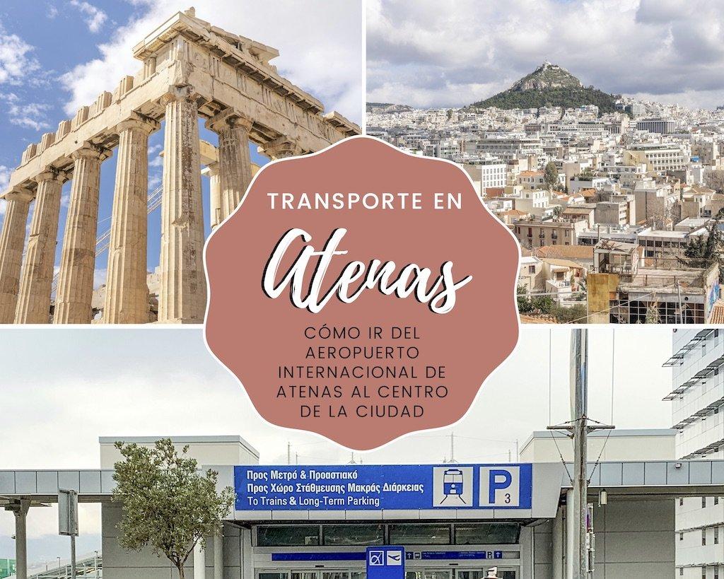 Transporte en Atenas: cómo ir del Aeropuerto Internacional de Atenas al centro de la ciudad