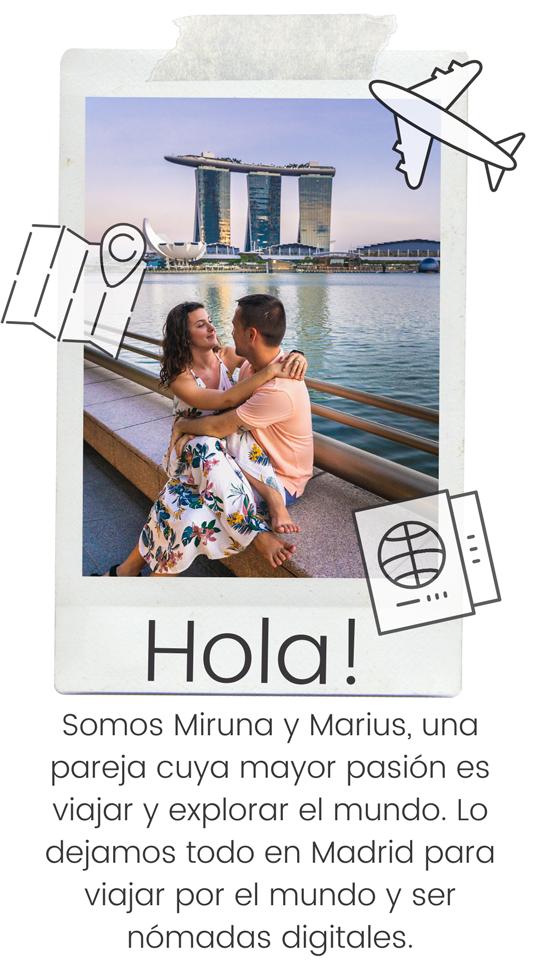 Polaroid con texto sobre We Collect Postcards