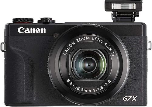 Canon G7 X Mark III Compact camera