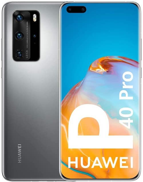 Huawei P40 Pro mobile phone