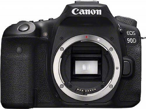 Canon EOS 90D camera body without lens