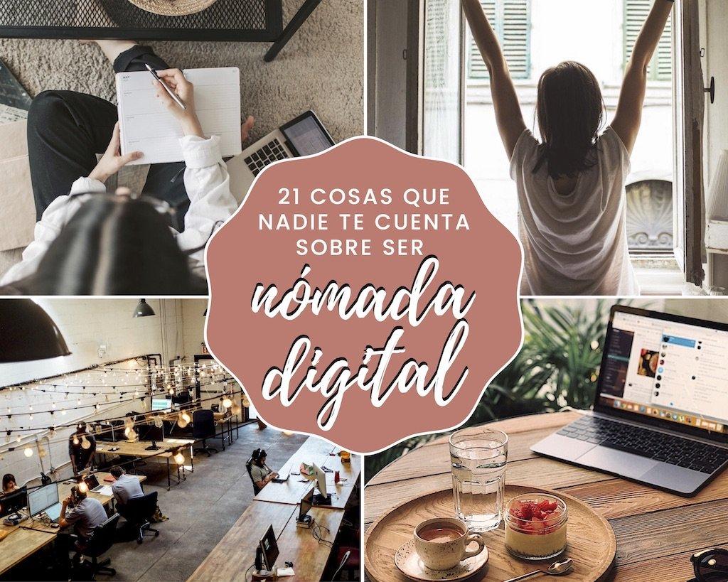 21 cosas que nadie te cuenta sobre ser nómada digital