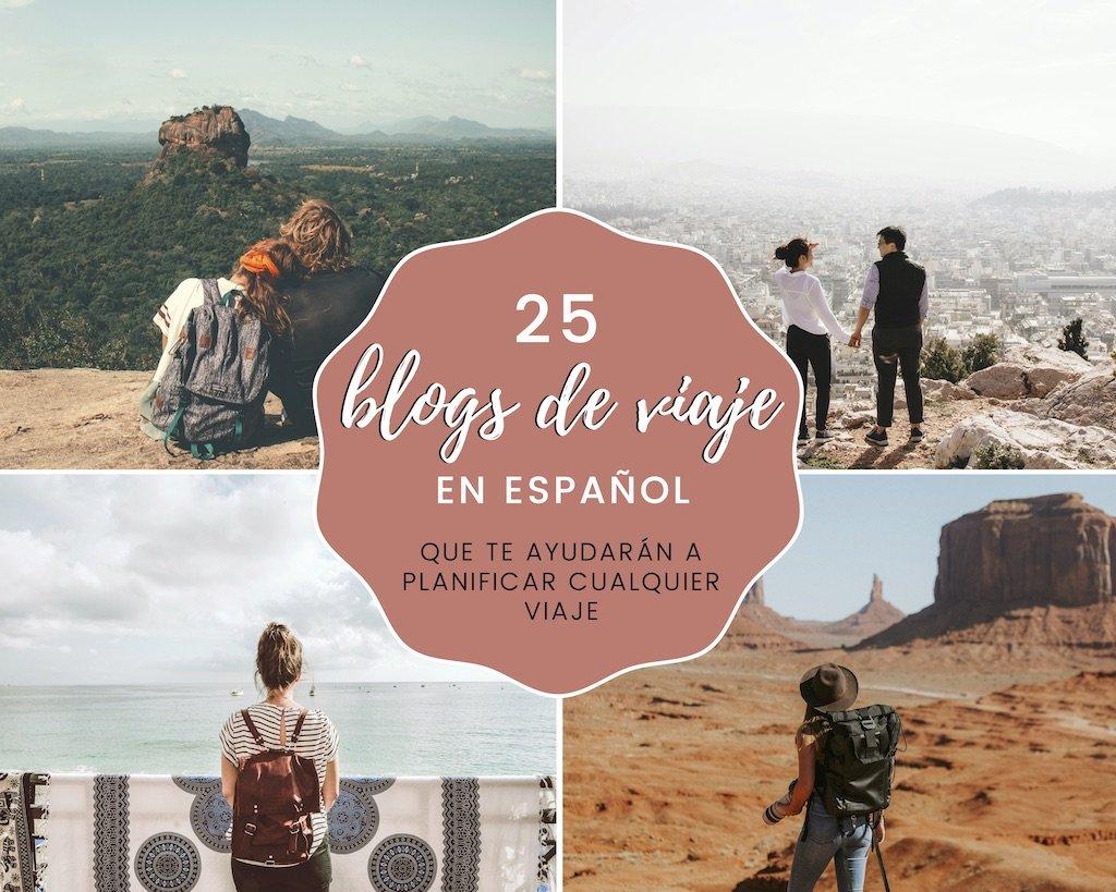 Lee más sobre el artículo 25 blogs de viaje en español que te ayudarán a planificar cualquier viaje