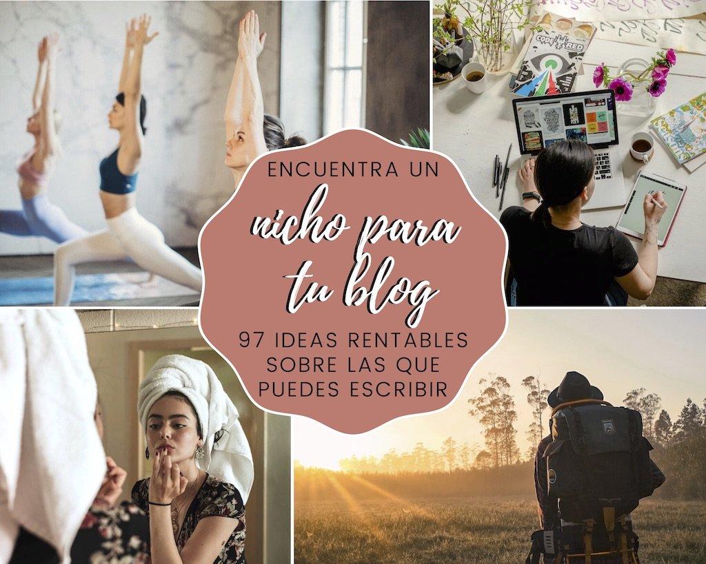 Lee más sobre el artículo Encuentra un nicho para tu blog: 97 ideas rentables sobre las que puedes escribir en 2021