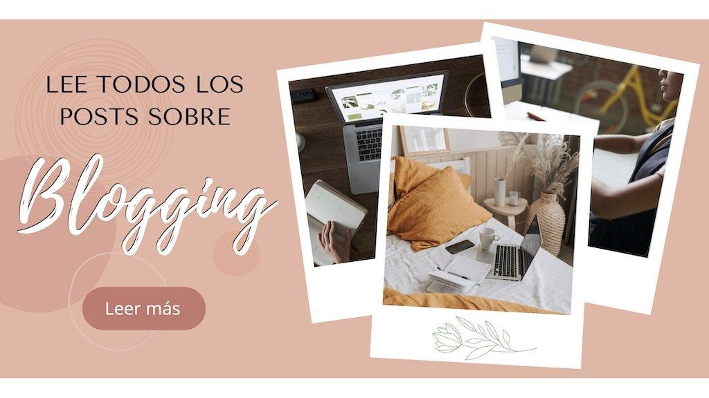Header Lee todos los posts sobre Blogging