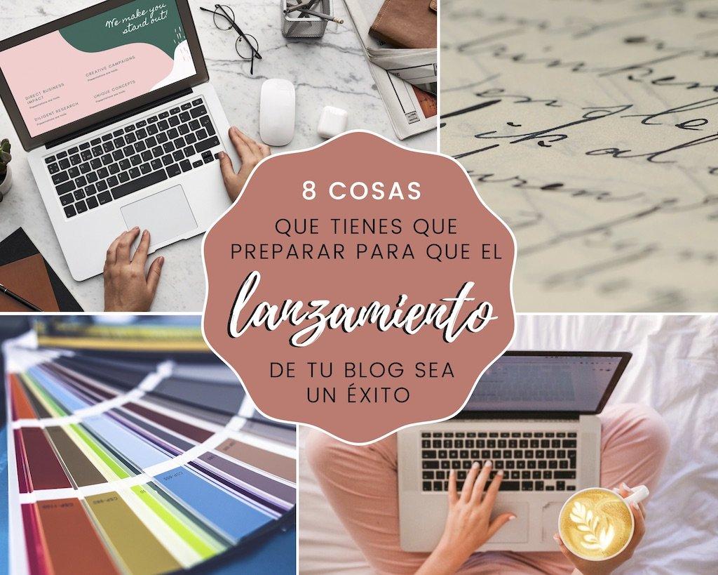 Imagen de cabecera artículo 8 cosas que tienes que preparar para que el lanzamiento de tu blog sea un éxito, We Collect Postcards