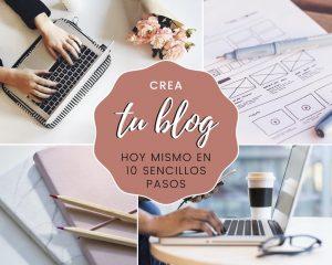 Lee más sobre el artículo Crea tu blog hoy mismo en 10 sencillos pasos