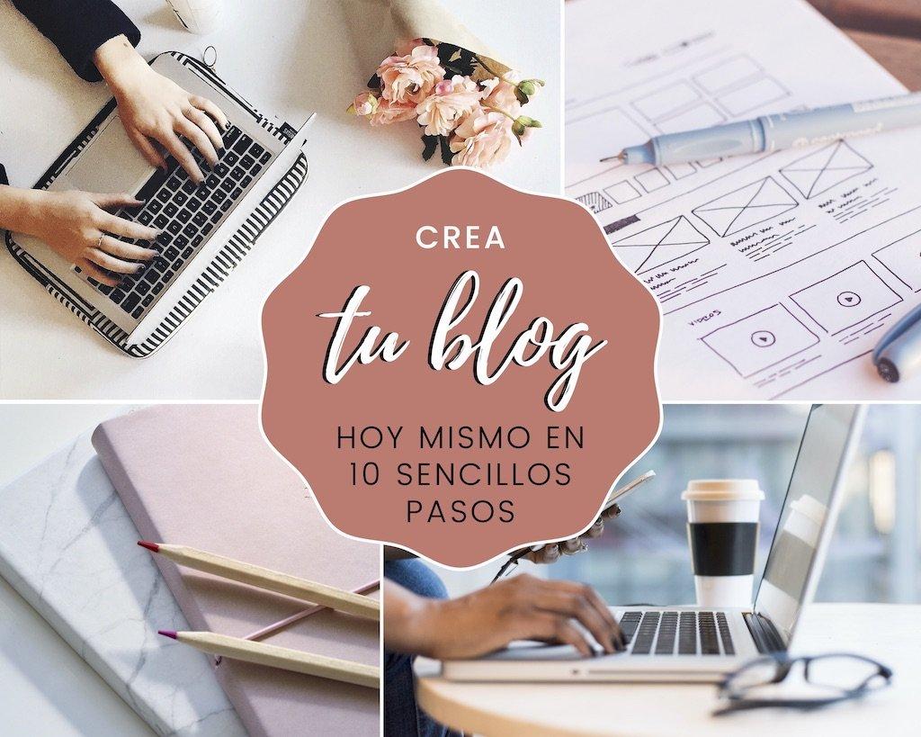 Imagen de cabecera del artículo Crea tu blog hoy mismo en 10 sencillos pasos