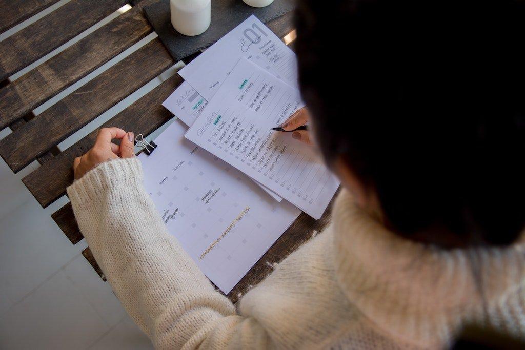Mejora tu productividad haciendo una lista de prioridades