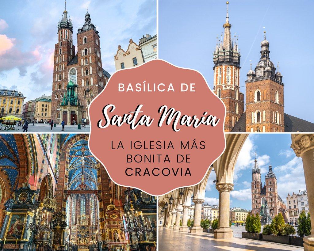 Basílica de Santa María – La iglesia más bonita de Cracovia