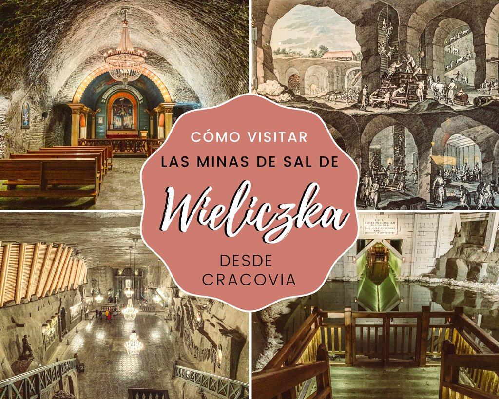 Cómo visitar las Minas de Sal de Wieliczka desde Cracovia