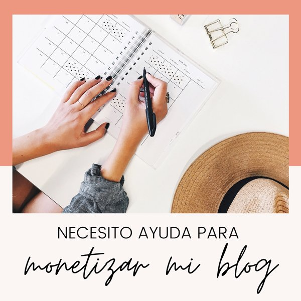 Necesito ayuda para monetizar mi blog, blog We Collect Postcards