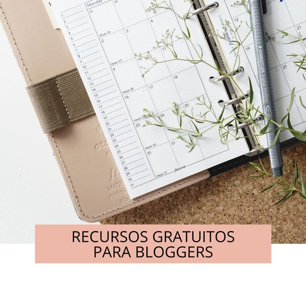 Recursos gratuitos para bloggers, blog We Collect Postcards