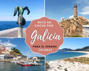 Ruta de 10 días en coche para el verano por Galicia, blog We Collect Postcards