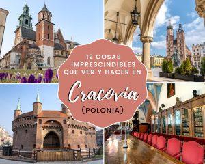 Lee más sobre el artículo 12 cosas imprescindibles que ver y hacer en Cracovia (Polonia)