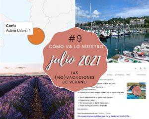 Lee más sobre el artículo Cómo va lo nuestro #9: Julio 2021 – Las (no) vacaciones de verano