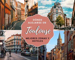 Imagen de cabecera del artículo Dónde alojarse en Toulouse, blog We Collect Postcards