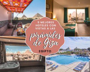 Lee más sobre el artículo 9 mejores hoteles con vistas a las pirámides de Giza (Egipto) + consejos