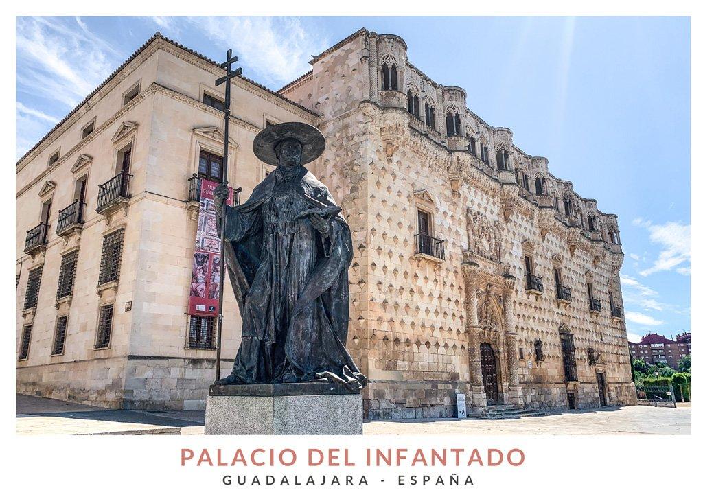 Edificio histórico del Palacio del Infantado, Guadalajara