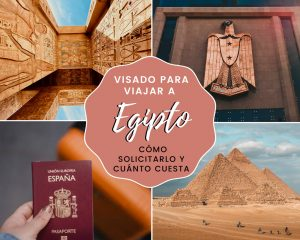 Lee más sobre el artículo Visado para viajar a Egipto: Como solicitarlo y cuánto cuesta